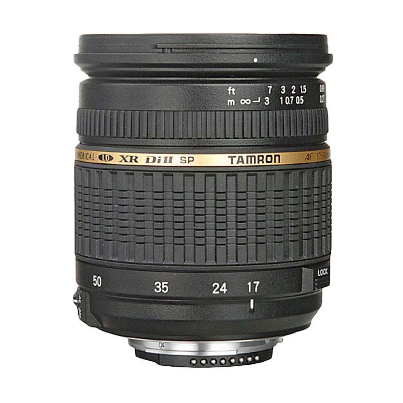 Tamron SP AF 17-50mm F/2.8 XR Di II LD Aspherical IF Lensa Kamera For Canon
