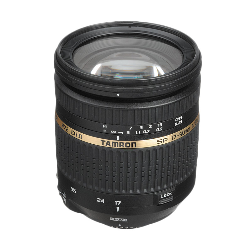Tamron SP AF 17-50mm f/2.8 Di II XR VC for Canon - Resmi PT Halodata
