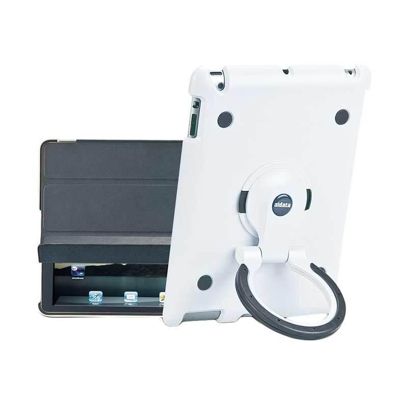 Aidata Putih Hitam Stand Holder for iPad