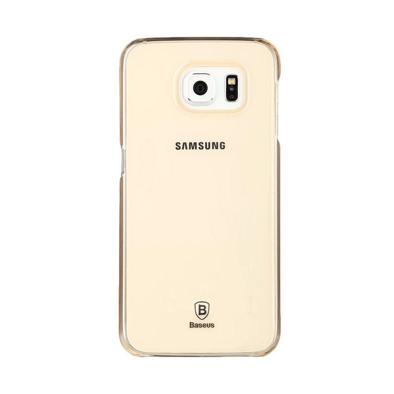 Baseus Sky Gold Casing for Samsung Galaxy S6