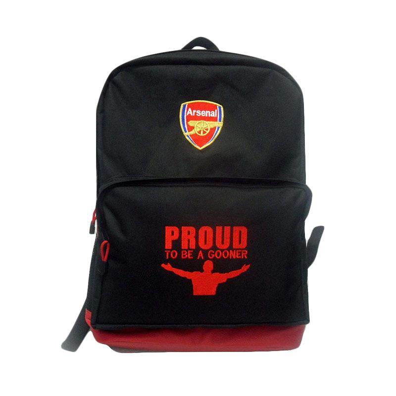 Tas Klub Bola Arsenal Proud Tas Ransel