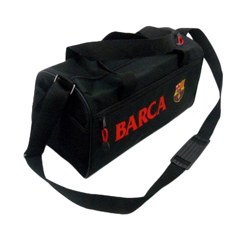 Tas Klub Bola Barcelona Hitam Tas Olahraga