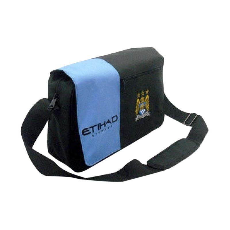 Hitam Daftar Update Source Tas Klub Bola Manchester City Messenger Bag Tas Selempang .