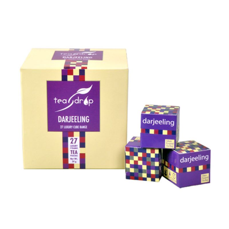 Teadrop 27 Cube Darjeeling