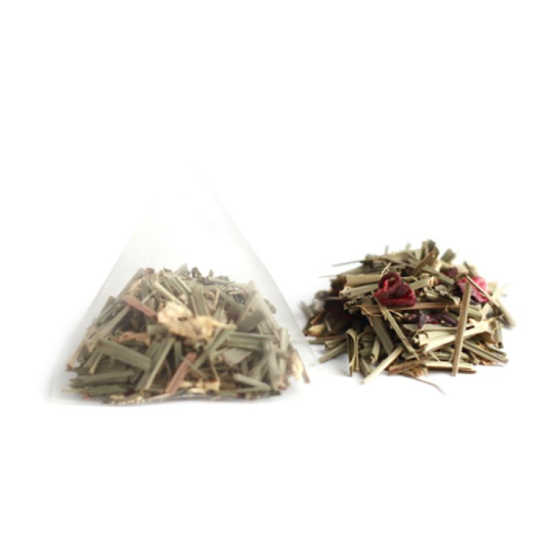 Teadrop 27 Cube Lemongrass and Ginger