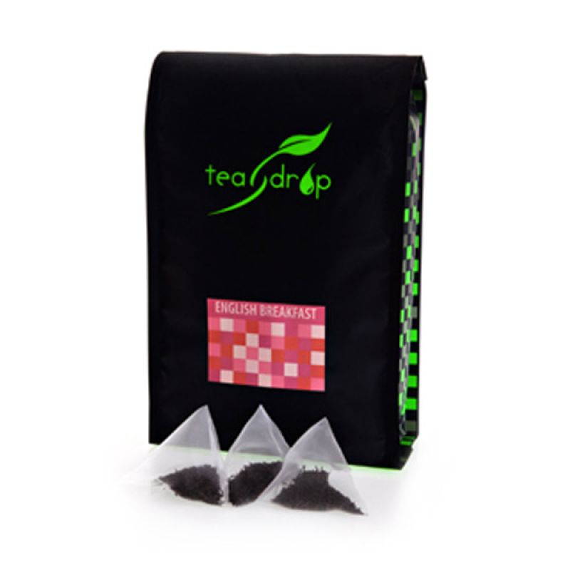Teadrop Pouch English Breakfast