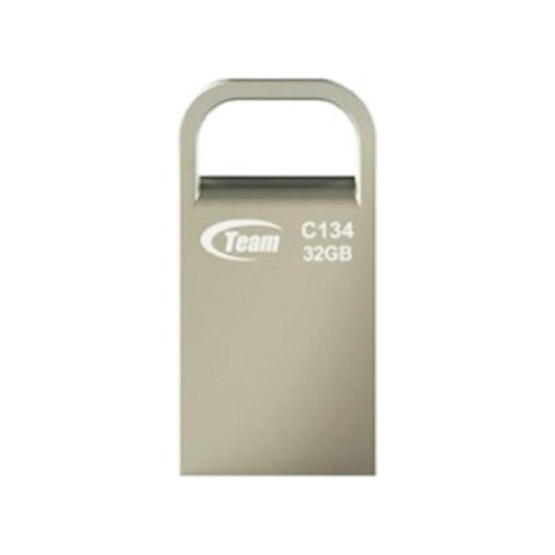 Team C134 Silver Flashdisk [32 GB]