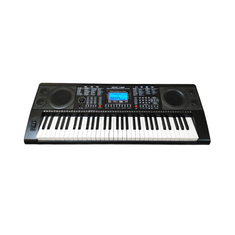 harga Techno T-9880i Keyboard - Hitam Blibli.com