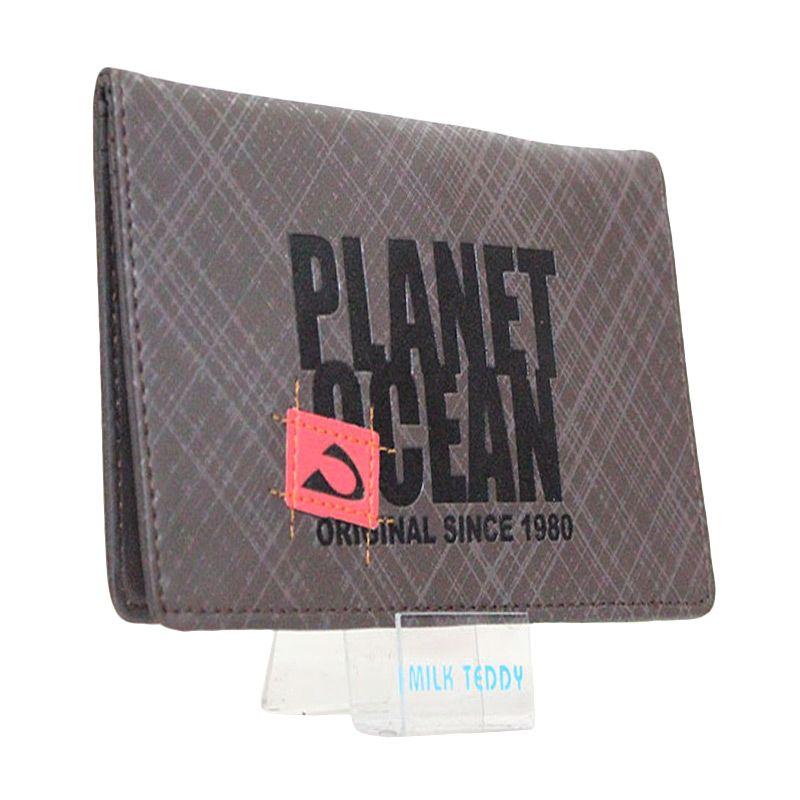 Planet Ocean DPO Jersey 3 Coklat Dompet Pria
