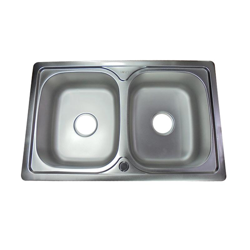 jual teka valencia 2b kitchen sinks tempat cuci piring