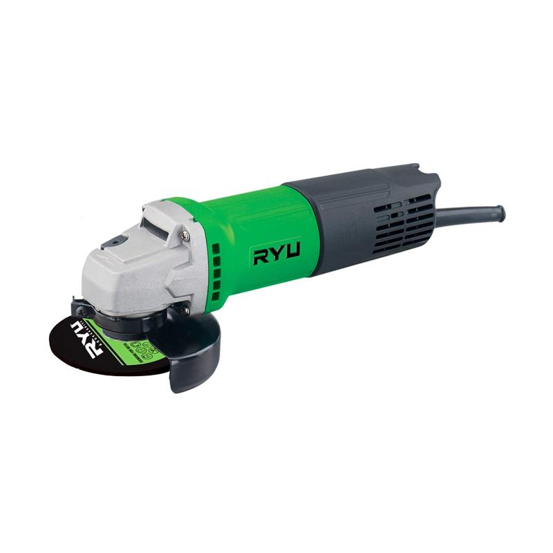 angle grinder machine. tekiro ryu angle grinder 4 inch mark iii - mesin gurinda / gerinda tangan (rsg machine