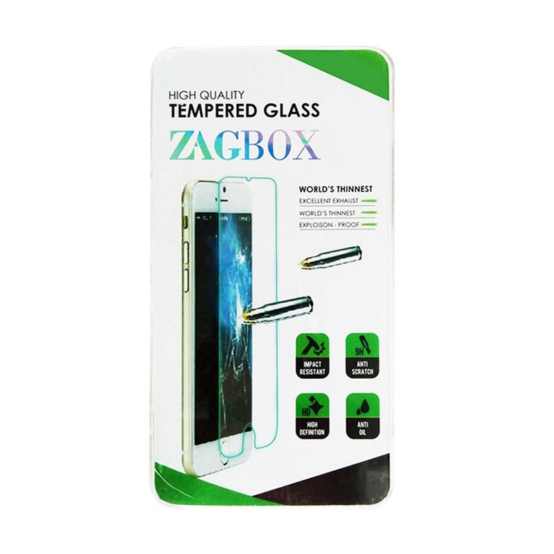 Zagbox Tempered Glass Screen Protector for Samsung Galaxy E5 - Clear