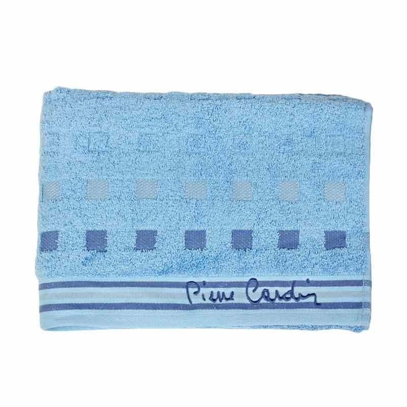 TERRY PALMER Pierre Cardin Handuk Mandi Tipe 2 - Blue