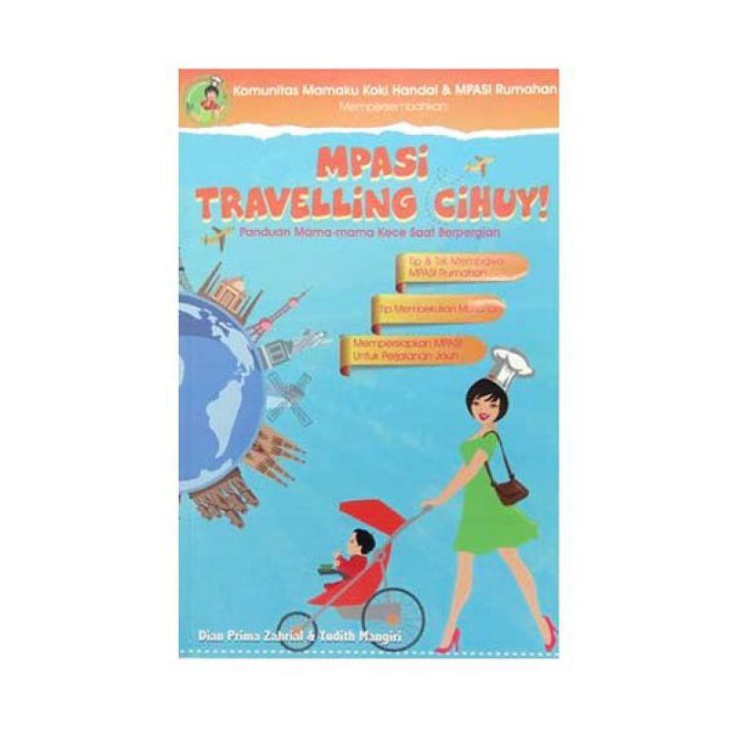 Buku MPASI Travelling Cihuy
