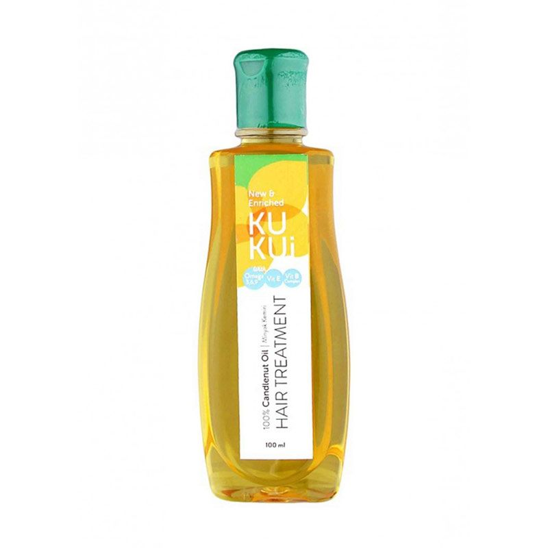 Kukui Candlenut Oil 100ml - Minyak Rambut