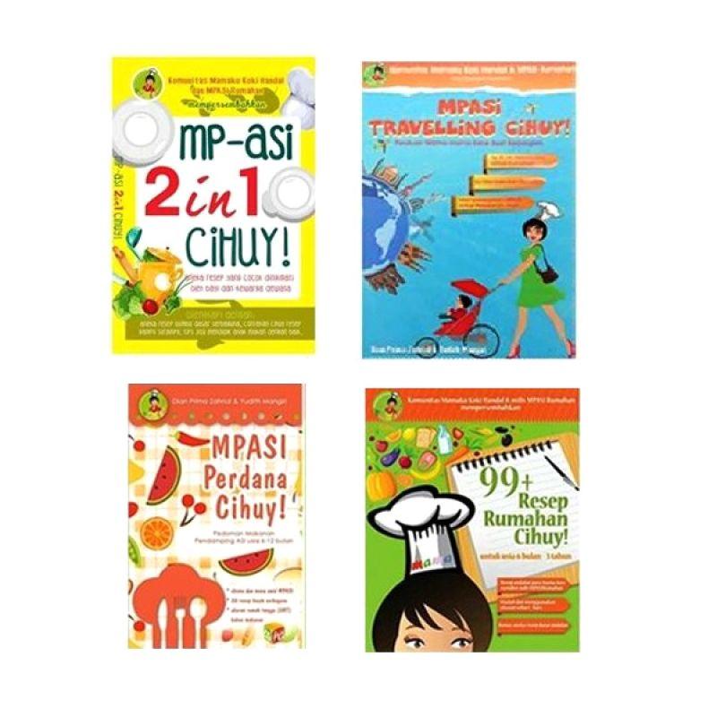 MP-ASI Cihuy Package Paket Buku