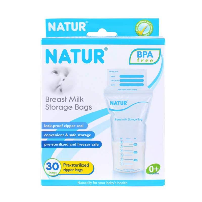 Natur Breastmilk Storage Bag