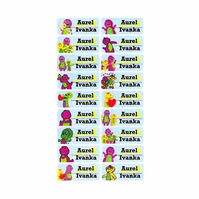 Petite Label Barney