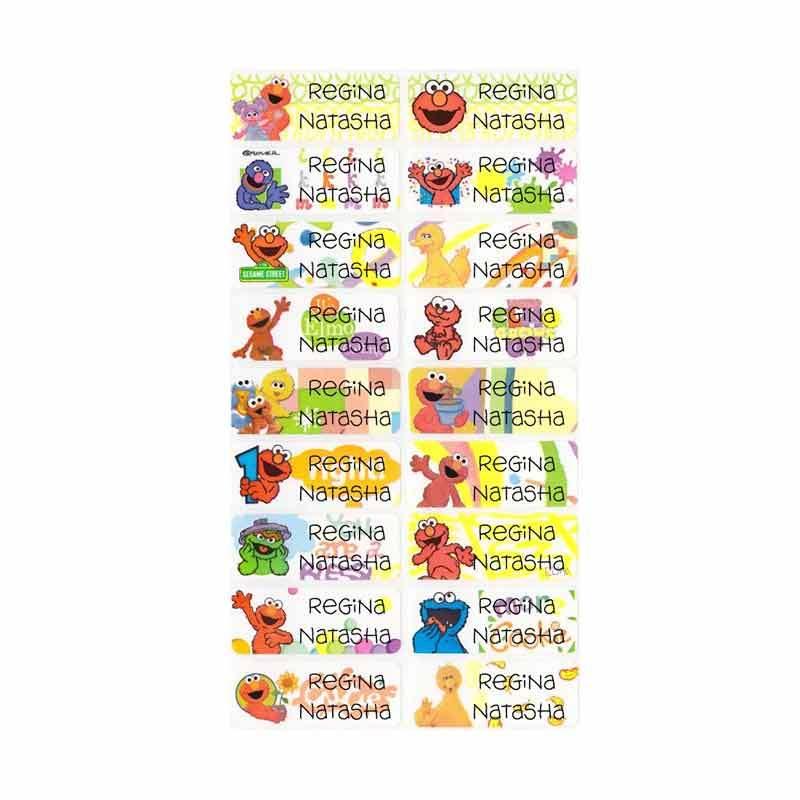 Petite Label Elmo (L)