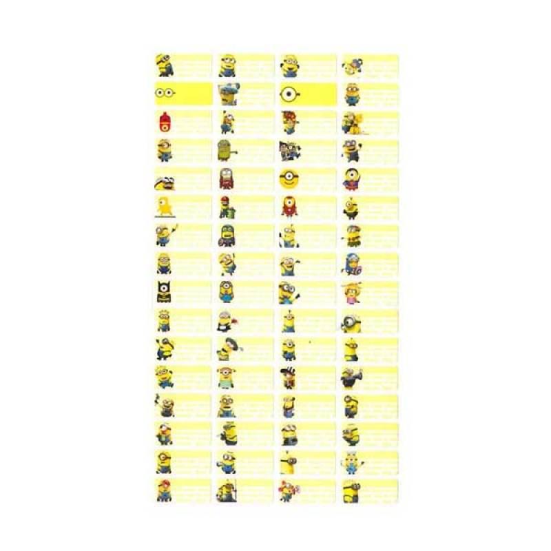 Petite Label Minion (S)