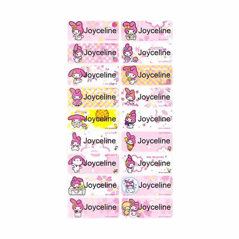 Petite Label My Melody (L)