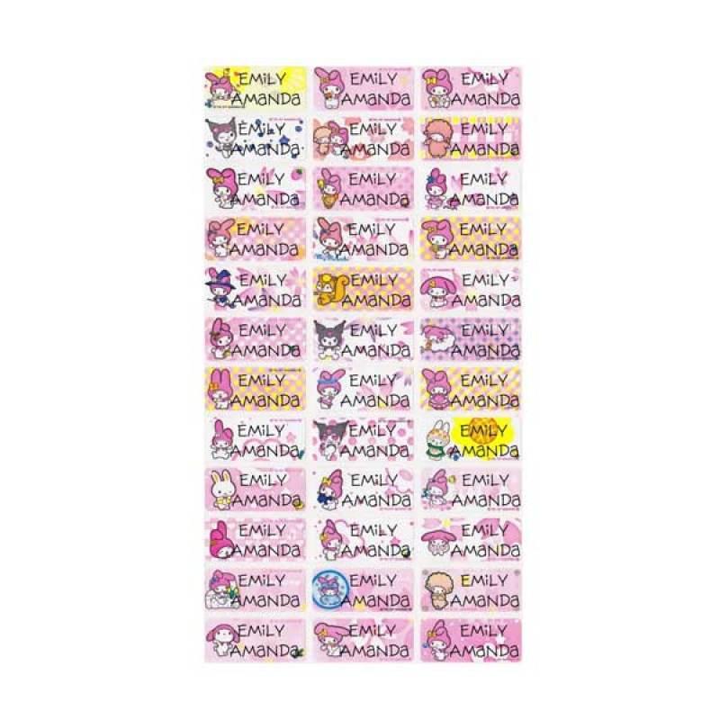 Petite Label My Melody (M)