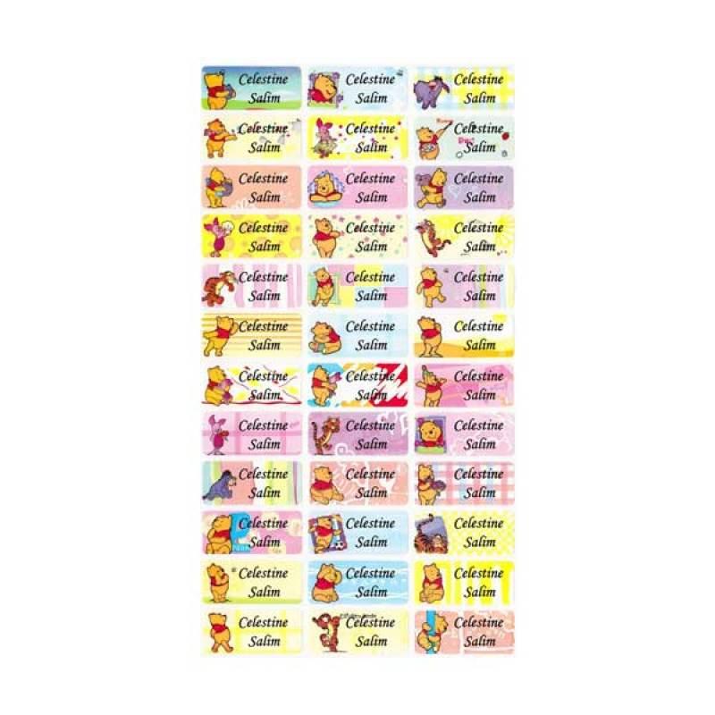 Petite Label Pooh 1