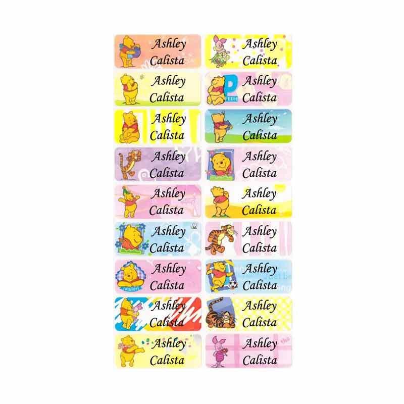 Petite Label Pooh (L)