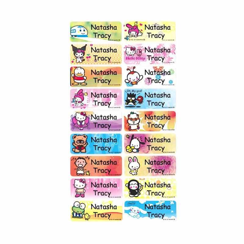 Petite Label Sanrio (L)