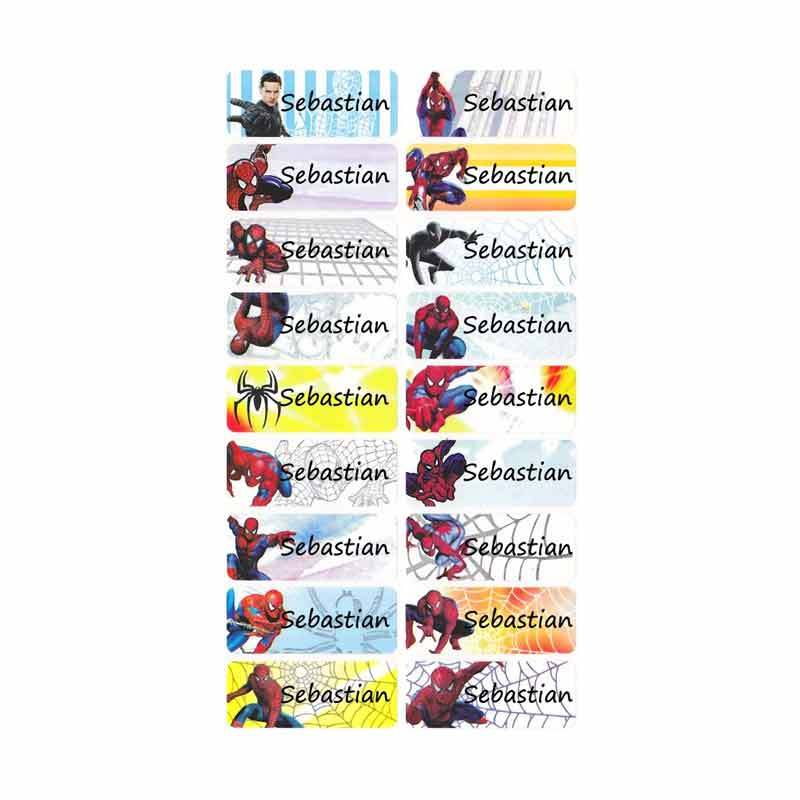 Petite Label Spiderman (L)