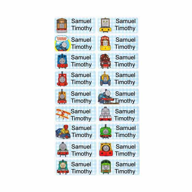 Petite Label Thomas (L)