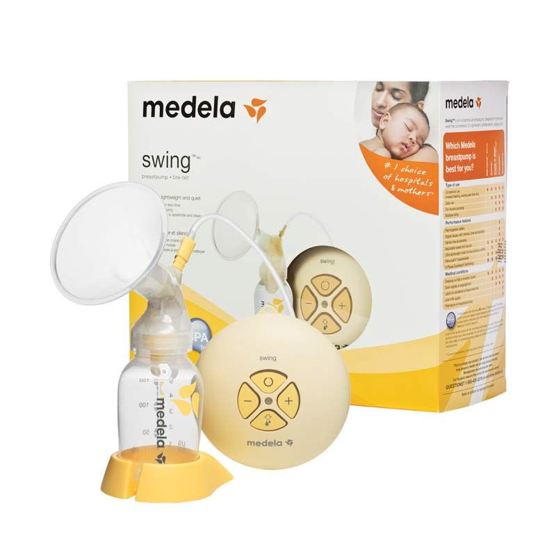 VISA DEAL - Medela Breastpump Swing - Pompa ASI