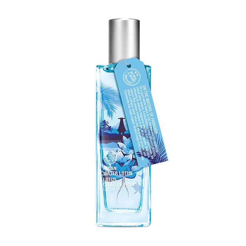 THE BODY SHOP Fijian Water Lotus EDT Parfum Wanita