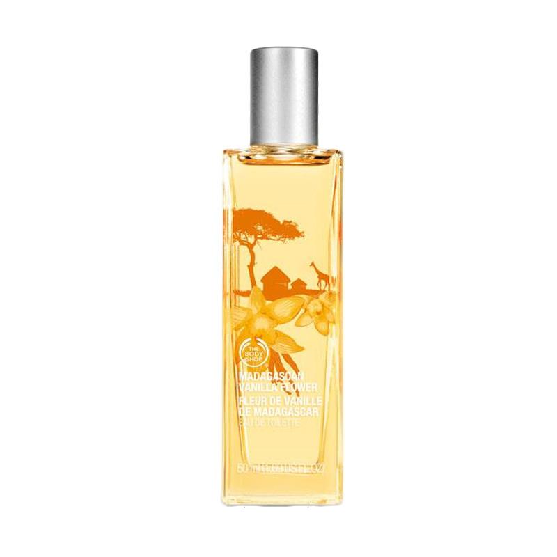The Body Shop Madagascan Vanilla Flower EDT [50 ML]