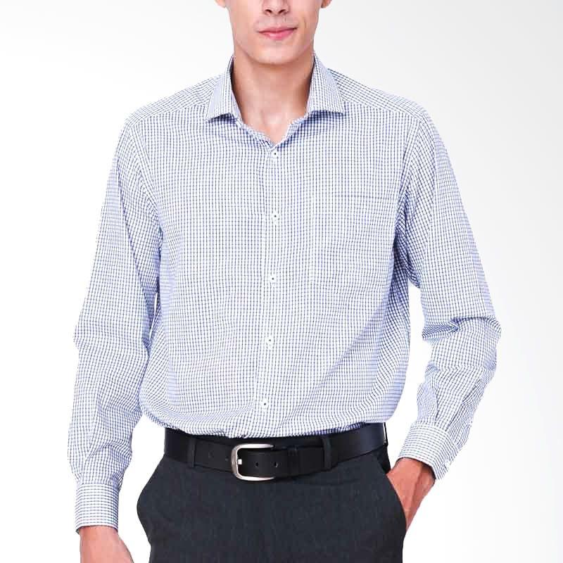 The Executive ALBERT RGFR157L Shirt Blue