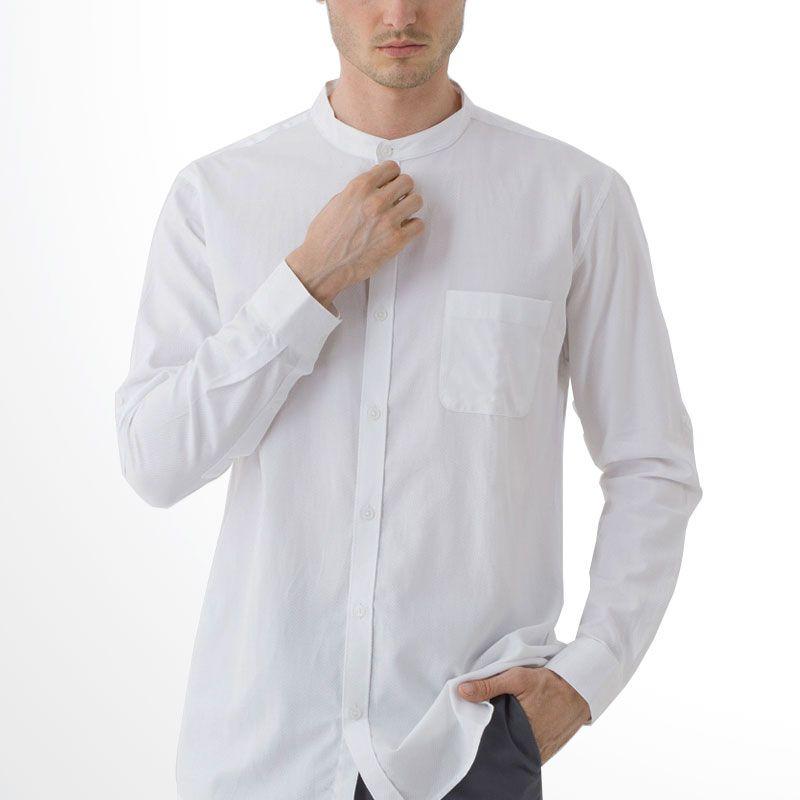 The Executive CRLB-203-L11506 White Baju Koko