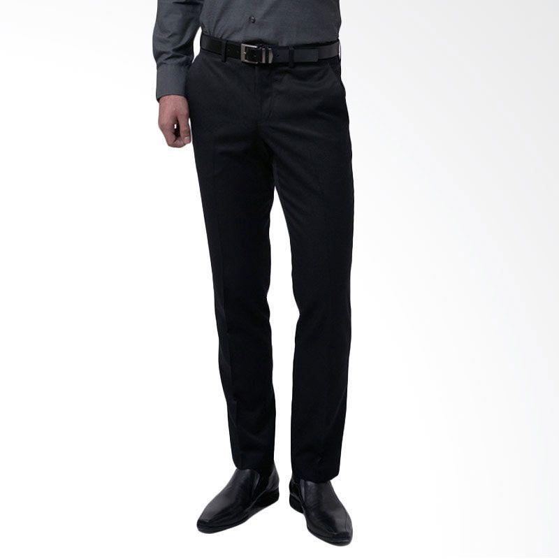The Executive Sameus Slf Pants Black