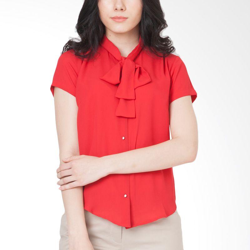 The Executive BSC-207-5114-15 Red Atasan Wanita