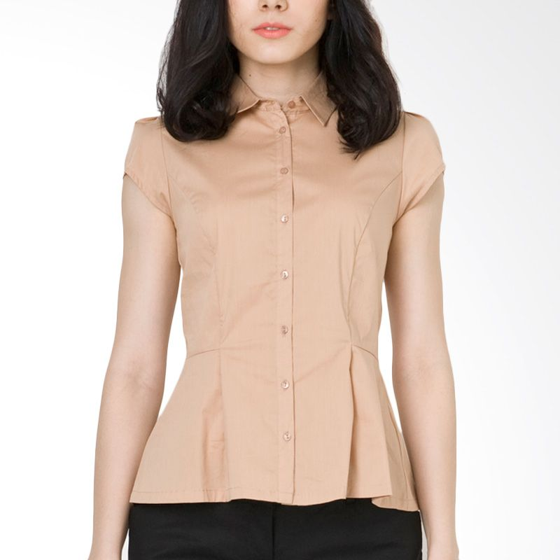 The Executive BSC-209-5111-15 Khaki Atasan Wanita