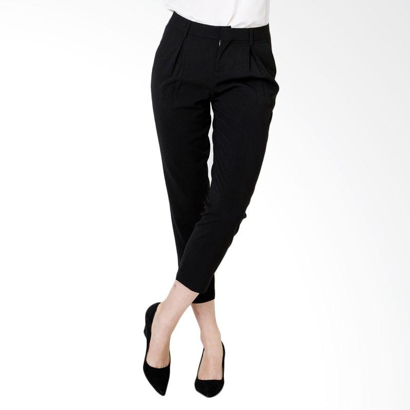 The Executive LPC-109-5114-15 Black Celana wanita