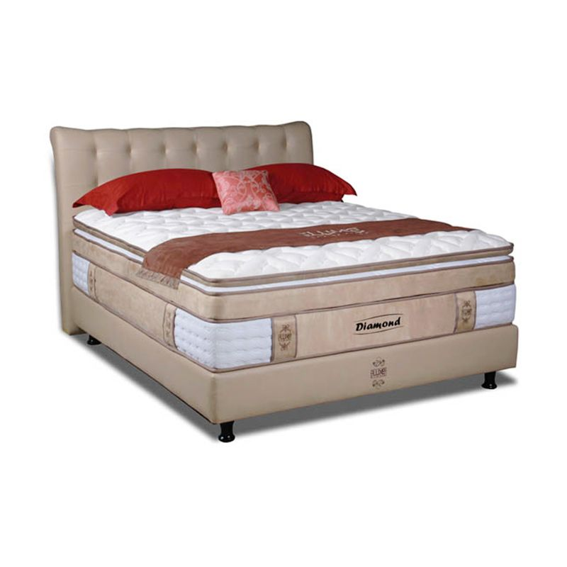 The Luxe Diamond Mattress 160 x 200 cm
