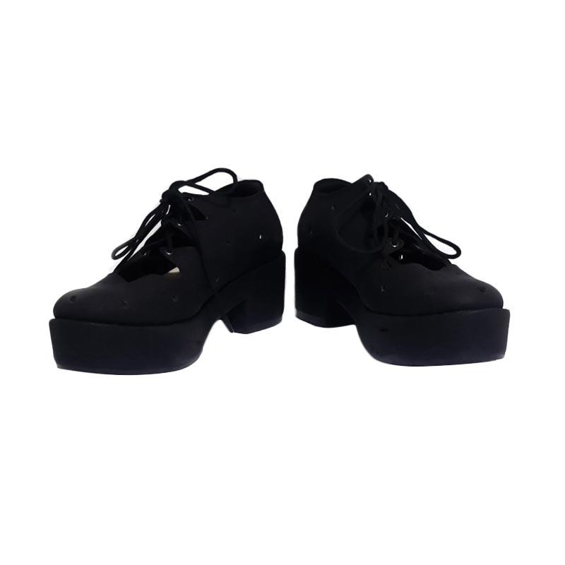 The Queen Pumps Heels - Black