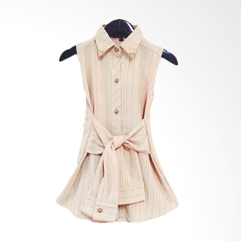 Theodora Mardjuki Hanna Pink Dress Anak