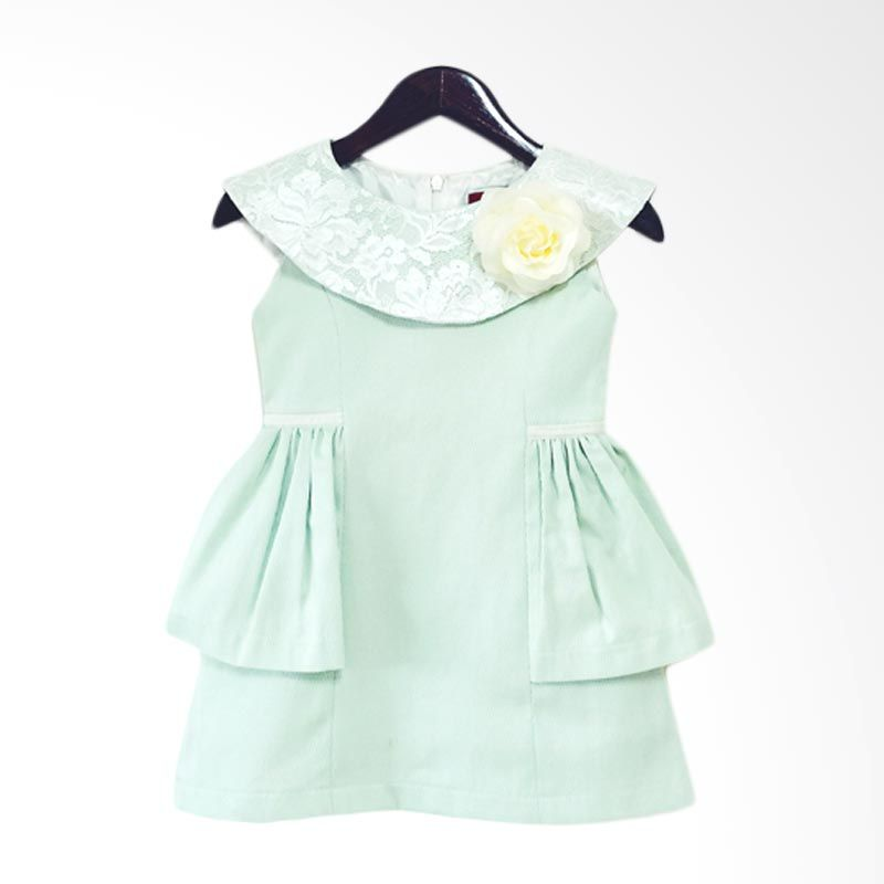 Theodora Mardjuki Mischa Dress Anak