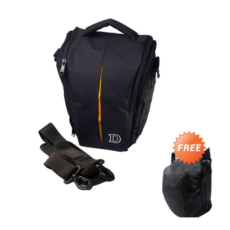 Third Party Kode U Tas Kamera for Nikon + Rain Cover