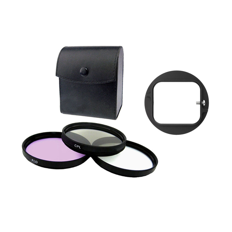 harga Third Party Filter Kit 58mm Filter Lensa [ND/CPL/FLD] + Free Third Party Bracket Filter 58mm Blibli.com