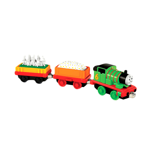 harga Thomas And Friends Take-n-Play Percy's Bumpy Delivery Mainan Anak Blibli.com