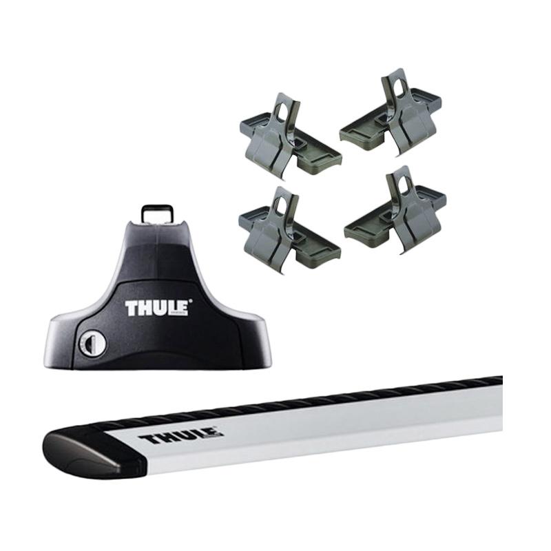 harga Thule Roof Rack Set 1 untuk Toyota Camry 2012 - Sekarang Blibli.com