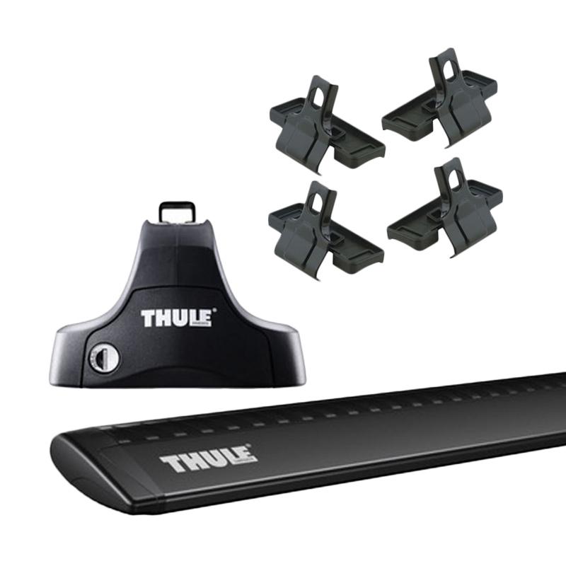 harga Thule Roof Rack Set 2 untuk Hyundai I10 Hatchback 2014 - Sekarang Blibli.com
