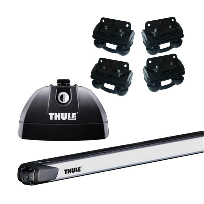 harga Thule Roof Rack Set 3 untuk Honda CRV (Flush Rail) Tahun 2012 - Sekarang Blibli.com